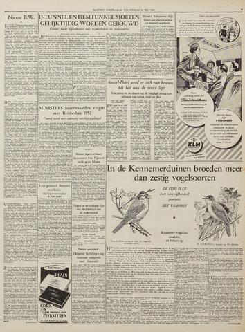Watersnood documentatie 1953 - kranten 1953-05-12