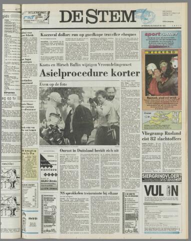 de Stem 1992-08-29