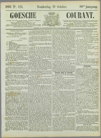 Goessche Courant 1893-10-19