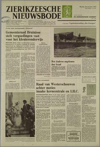 Zierikzeesche Nieuwsbode 1975-12-22