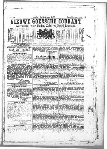 Nieuwe Goessche Courant 1877-09-25