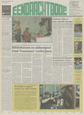 Eendrachtbode (1945-heden)/Mededeelingenblad voor het eiland Tholen (1944/45) 2004-09-16