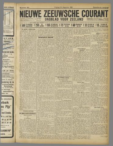 Nieuwe Zeeuwsche Courant 1921-08-19