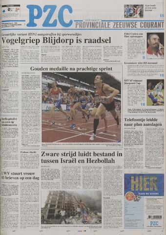 Provinciale Zeeuwse Courant 2006-08-14