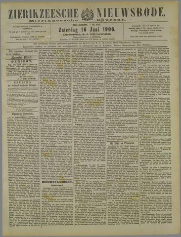 Zierikzeesche Nieuwsbode 1906-06-16