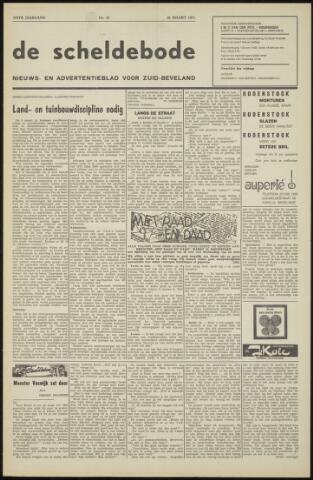 Scheldebode 1971-03-26