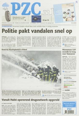 Provinciale Zeeuwse Courant 2009-12-30