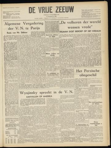 de Vrije Zeeuw 1951-11-09