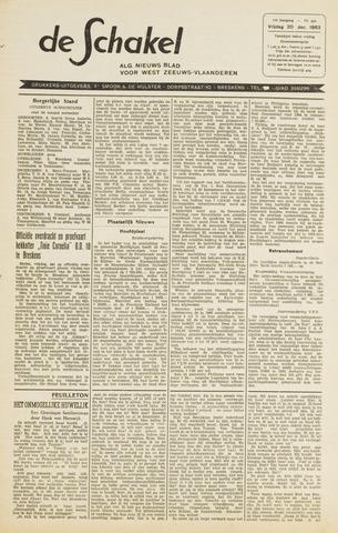 De Schakel 1963-12-20