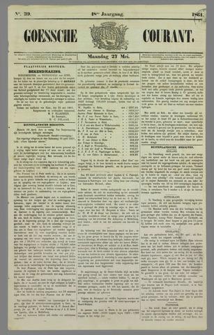 Goessche Courant 1861-05-27