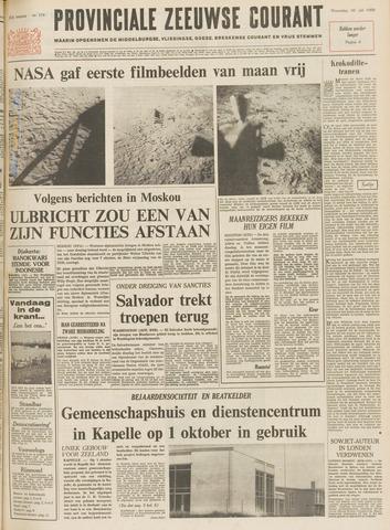 Provinciale Zeeuwse Courant 1969-07-30