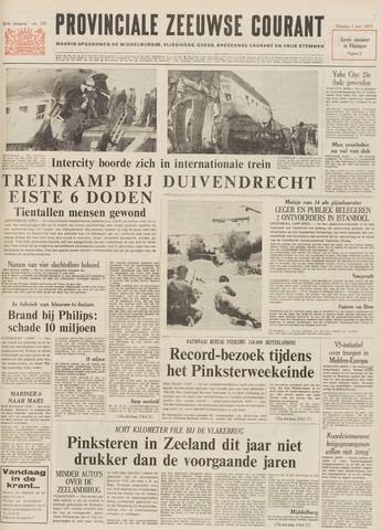 Provinciale Zeeuwse Courant 1971-06-01