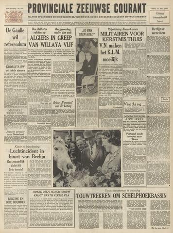 Provinciale Zeeuwse Courant 1962-08-31