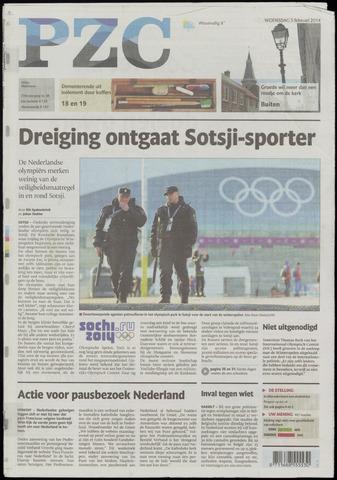 Provinciale Zeeuwse Courant 2014-02-05