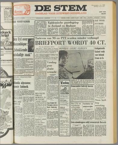 de Stem 1973-07-14