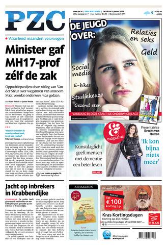 Provinciale Zeeuwse Courant 2016-01-09