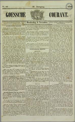 Goessche Courant 1859-11-03