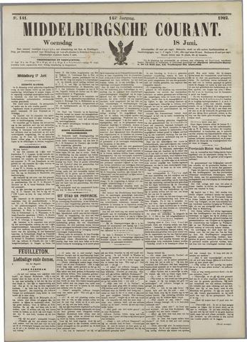 Middelburgsche Courant 1902-06-18