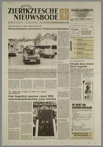Zierikzeesche Nieuwsbode 1993-01-14