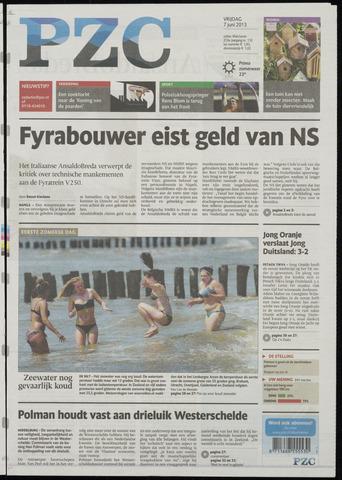 Provinciale Zeeuwse Courant 2013-06-07