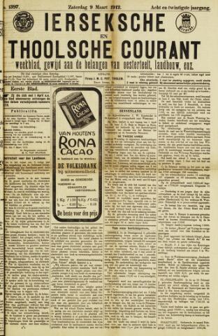 Ierseksche en Thoolsche Courant 1912-03-09
