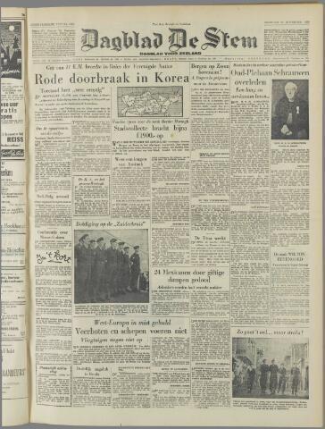 de Stem 1950-11-27