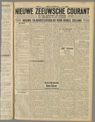 Nieuwe Zeeuwsche Courant 1932-08-23