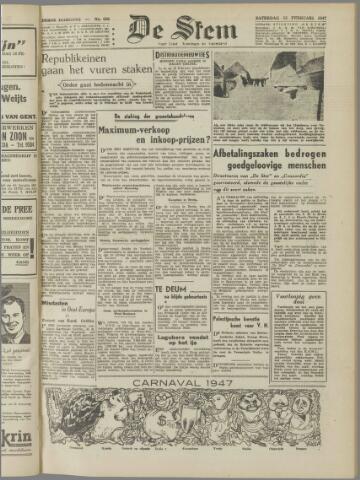 de Stem 1947-02-15