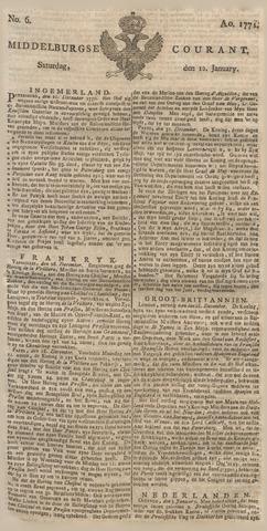 Middelburgsche Courant 1771-01-12