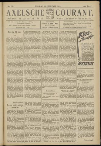 Axelsche Courant 1941-02-21