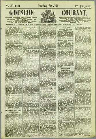 Goessche Courant 1912-07-30