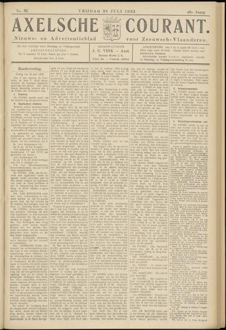 Axelsche Courant 1933-07-28