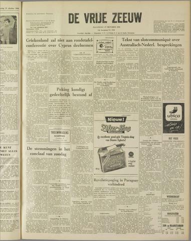 de Vrije Zeeuw 1958-10-27