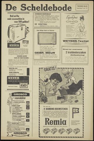 Scheldebode 1961-11-09