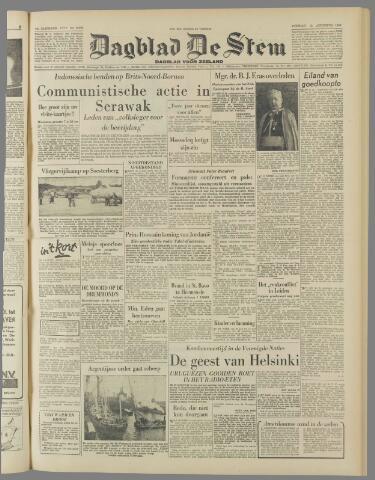 de Stem 1952-08-12