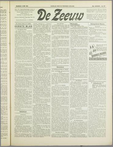 De Zeeuw. Christelijk-historisch nieuwsblad voor Zeeland 1934-05-14