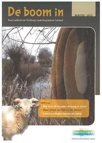 Landschapsbeheer Zeeland - de Boom in 2015-12-21