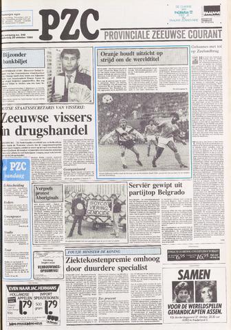 Provinciale Zeeuwse Courant 1988-10-20