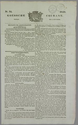 Goessche Courant 1840-09-03