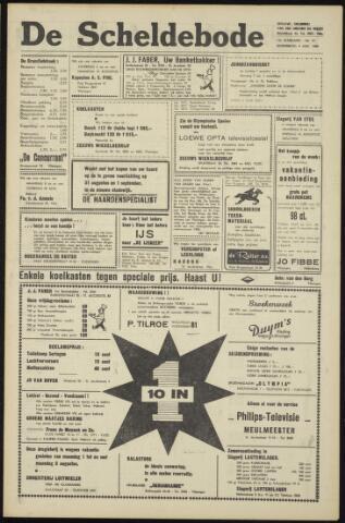 Scheldebode 1960-08-04