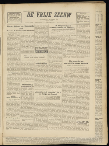 de Vrije Zeeuw 1949-09-15