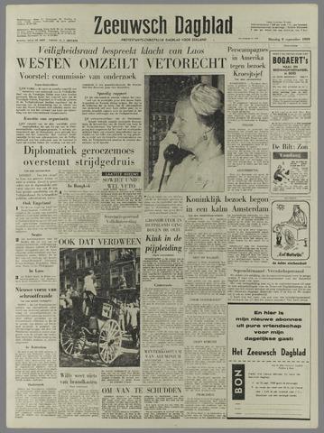 Zeeuwsch Dagblad 1959-09-08