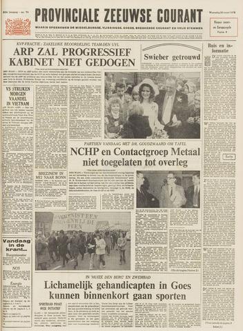 Provinciale Zeeuwse Courant 1973-03-28