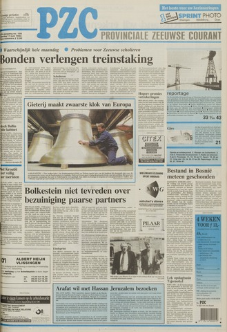 Provinciale Zeeuwse Courant 1994-06-11