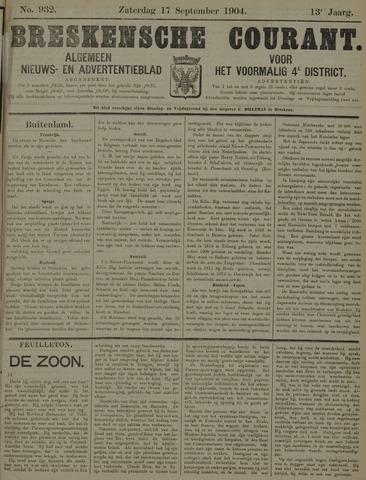 Breskensche Courant 1904-09-17