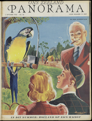 Ons Zeeland / Zeeuwsche editie 1940-09-05