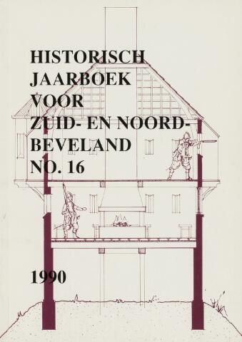 Historisch Jaarboek Zuid- en Noord-Beveland 1990-01-01