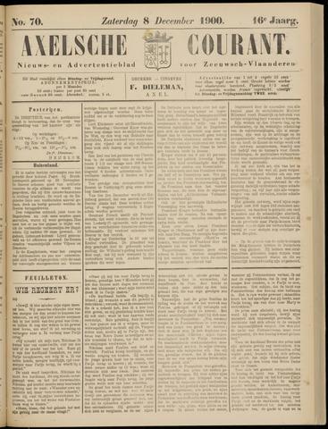 Axelsche Courant 1900-12-08
