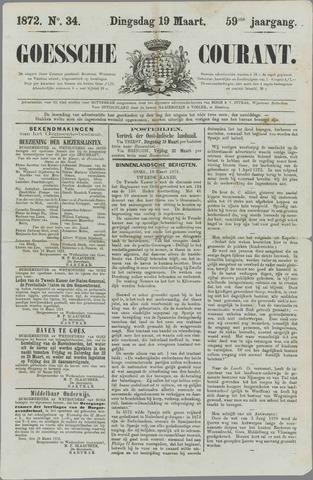 Goessche Courant 1872-03-19