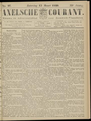 Axelsche Courant 1920-03-13